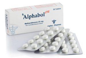 Alphabol CR by Alpha Pharma