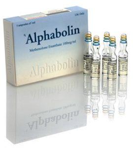 Alphabolin by Alpha Pharma