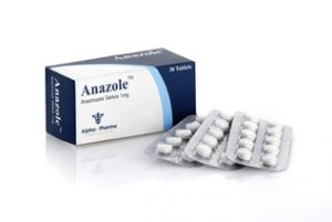 Anazole by Alpha Pharma