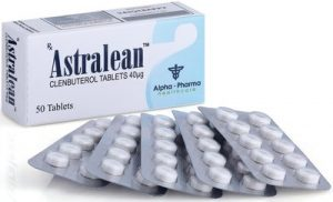 Astralean by Alpha Pharma