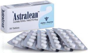 Astralean by Alpha Pharma