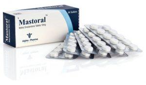 Mastoral by Alpha Pharma