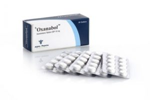 Oxanabol by Alpha Pharma