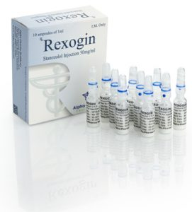 Rexogin by Alpha Pharma